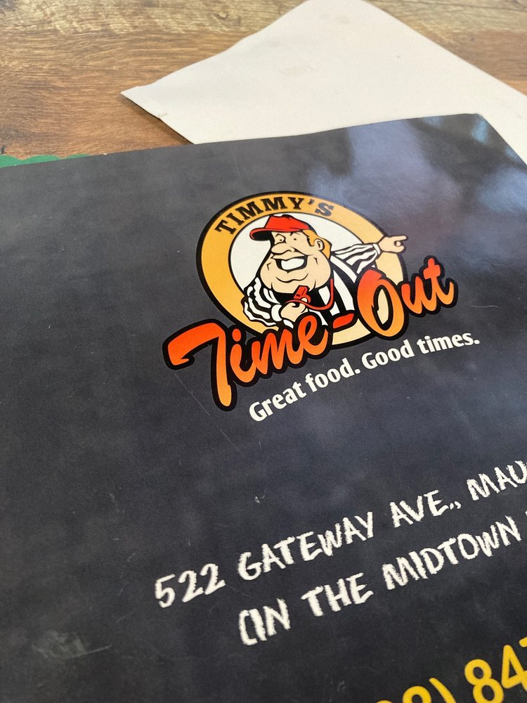 Timmy's Time-Out: 522 Gateway Ave, Mauston, WI