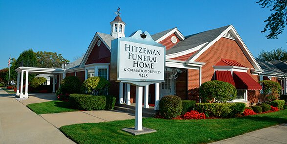 Hitzeman Funeral Home & Cremation Services: 9445 W 31st St, Brookfield, IL