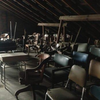 Photo of Bert s   Sanford  NC  United States  Deadly attic full of vintage. Bert s   Thrift Stores   400 Block Of Horner Blvd  Sanford  NC   Yelp