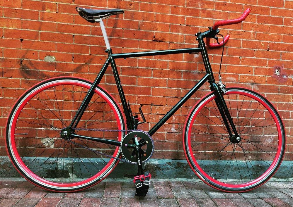 The Bike Hub: 191 Monticello Ave, Jersey City, NJ