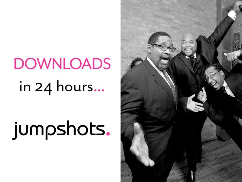 Jumpshots: Party Photo Shoots