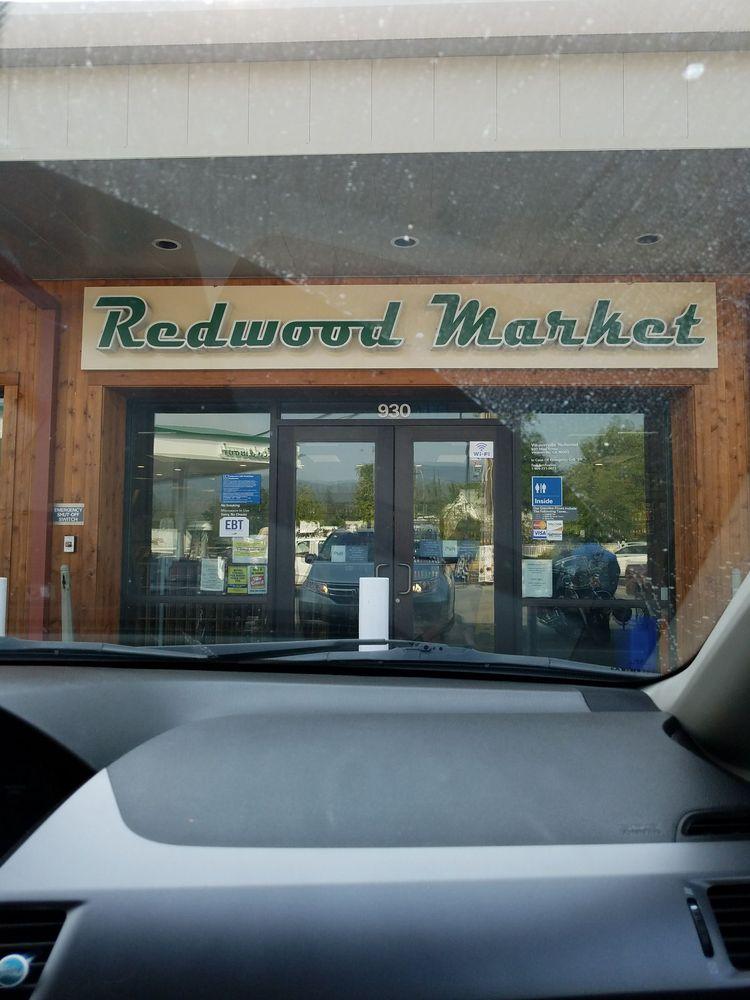 Aztec Grill - Weaverville Redwood: 930 Main St, Weaverville, CA