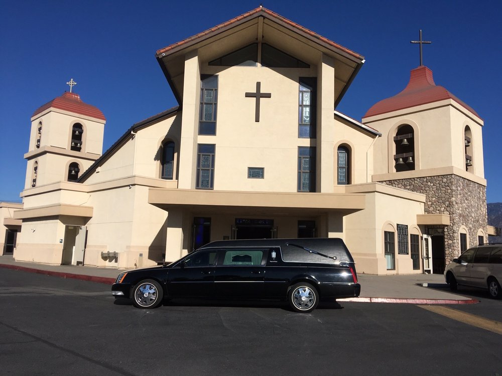 Our Lady of Guadalupe Church: 16025 Cypress Ave, Irwindale, CA