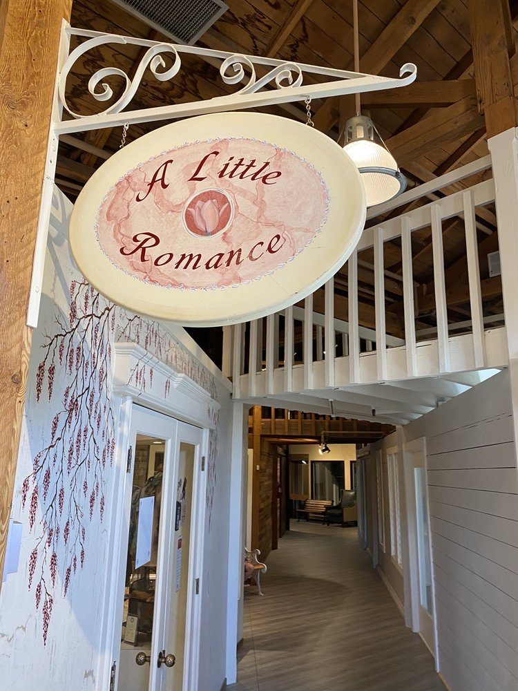 A Little Romance: 6525 Washington St, Yountville, CA