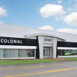 Colonial Motor Mart Bilforhandlere 349 N 4th St