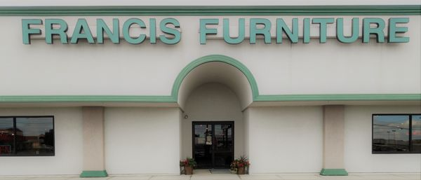 Francis Furniture 1410 Wagner Ave Greenville Oh Beds Retail Mapquest