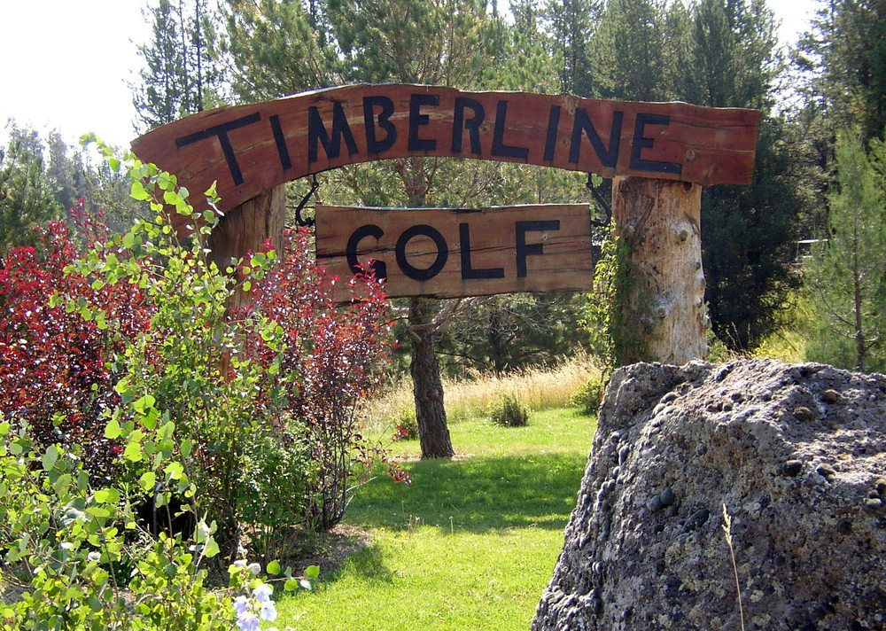 Timberline Golf: 4590 Cave Falls Rd, Ashton, ID