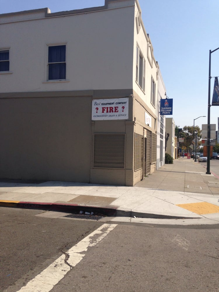 Best Equipment Company: 3101 San Pablo Ave, Berkeley, CA