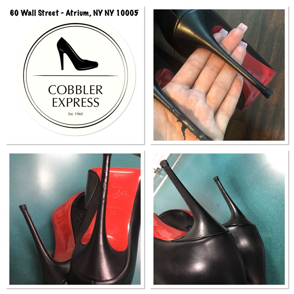 Cobbler Express Shoe Repair: 8507 125th Street, Kew Gardens, NY