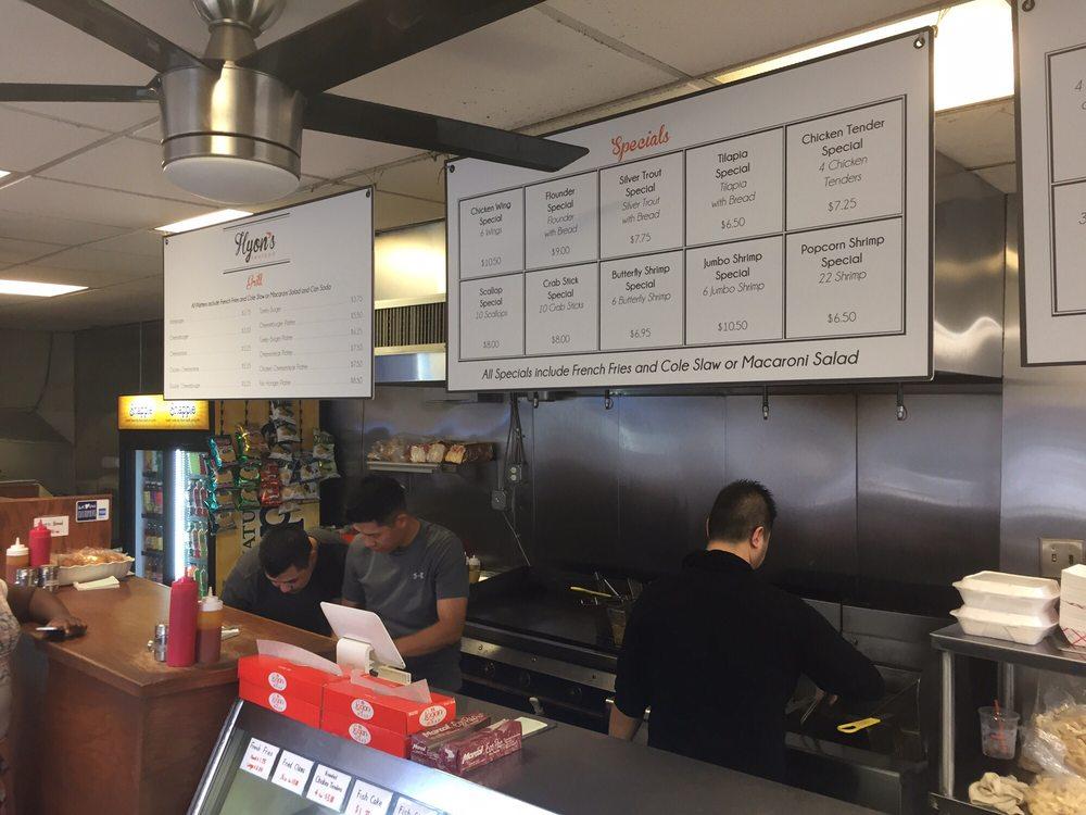 Hyon S Seafood Restaurant Philadelphia Pa