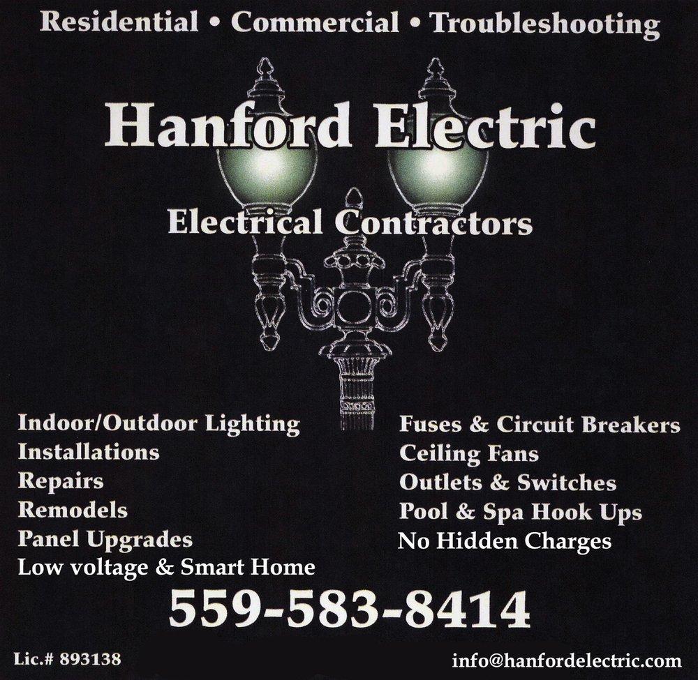 Hanford Electric: 240 N 12th Ave, Hanford, CA