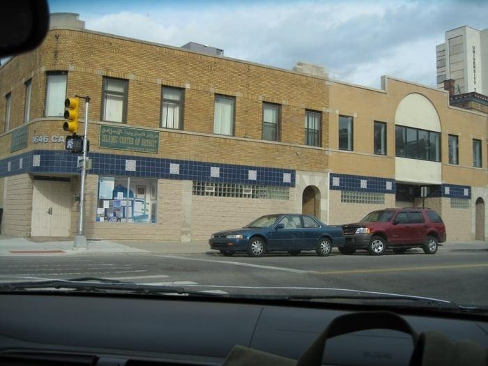 Islamic Center of Detroit: 4646 Cass Ave, Detroit, MI