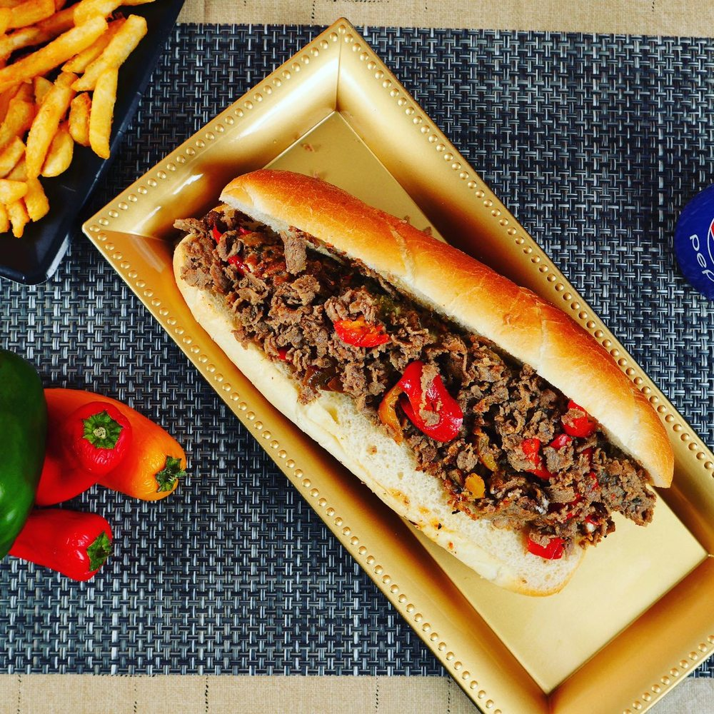 Chilly Willy Cheesesteaks: 1322 7th Ave, Beaver Falls, PA