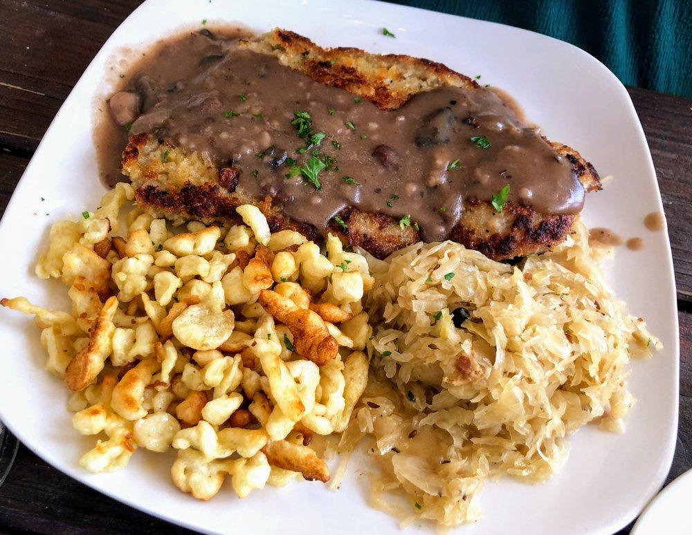 Hofbrauhaus Restaurant and GI Germany Pub: 9001 N Main St, Helen, GA