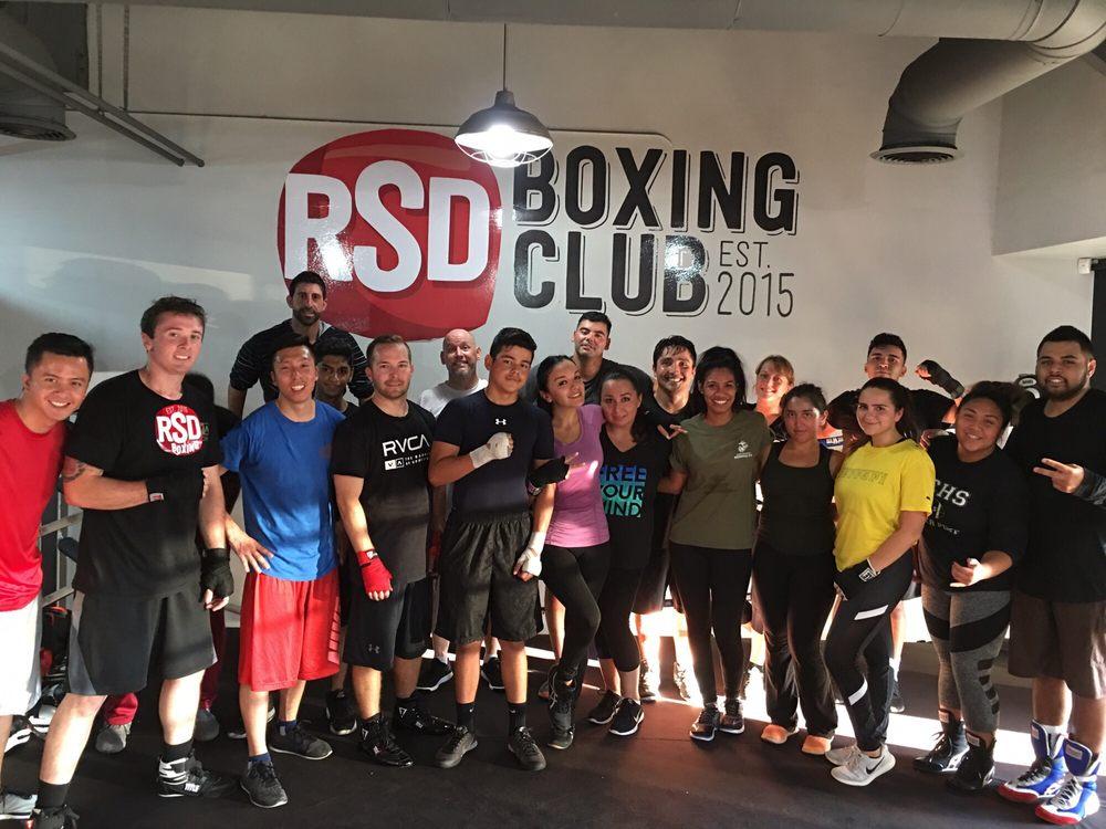 RSD Boxing