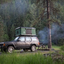 Photo of Bigfoot Roof Top Tents c/o Ridge Runner Outdoors - Maryland Heights : xj roof tent - memphite.com