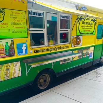Cool Runnings Food Truck Menu