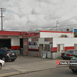 Pacific Express Tires Tires 1330 23rd St Bakersfield Ca