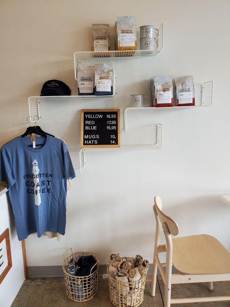 Forgotten Coast Coffee: 3300 Peachtree Industrial Blvd, Duluth, GA