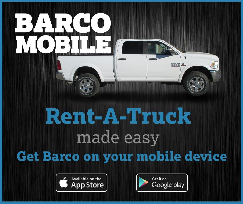 Barco Rent A Truck Salt Lake City Ut