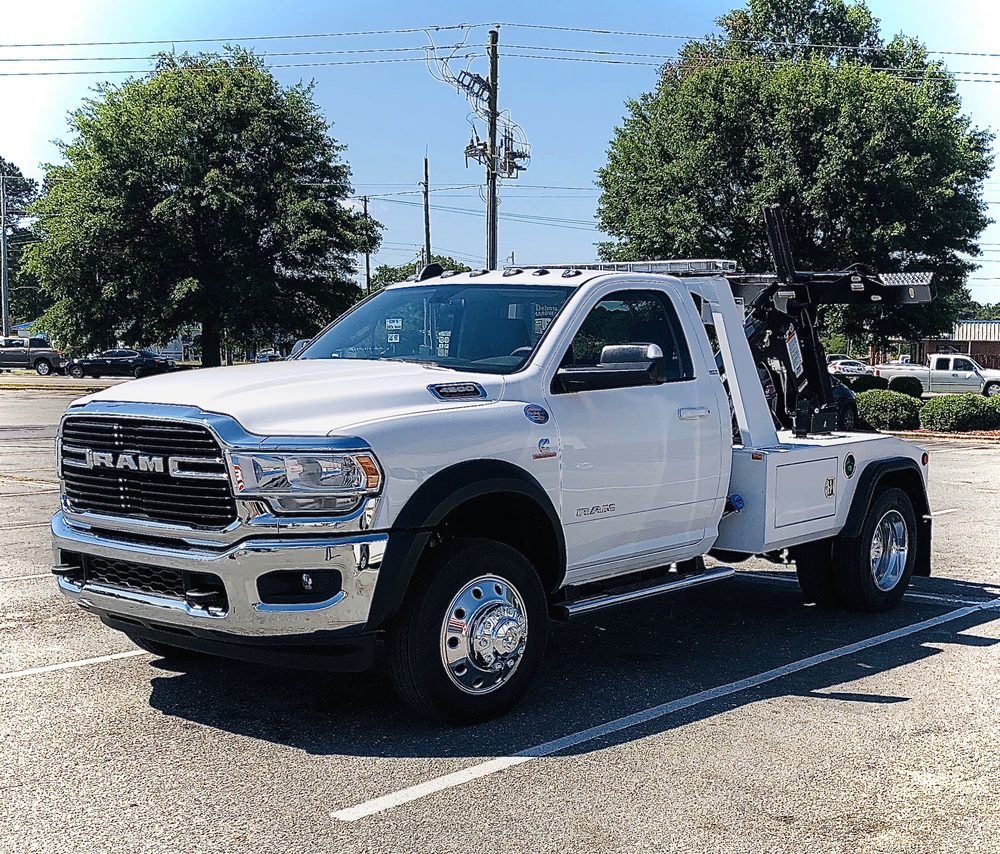 Towing business in Kinston, NC