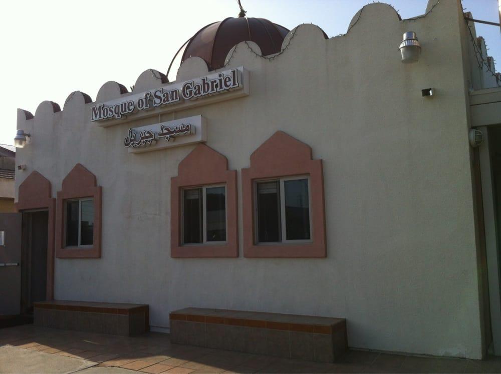 Masjid Gibrael: 1301 E Las Tunas Dr, San Gabriel, CA