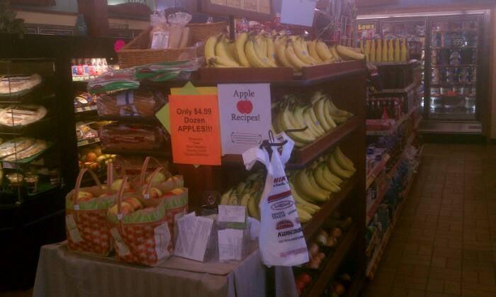 Kwik Trip Store: 415 Main Ave N, Harmony, MN