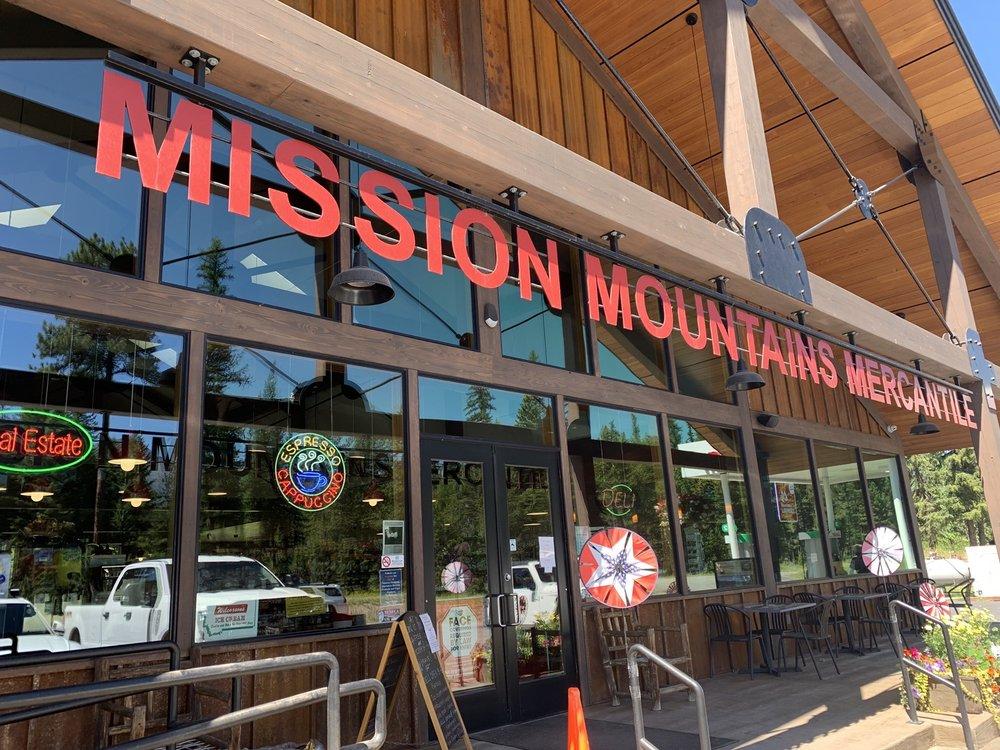 Mission Mountains Mercantile: 7217 MT-83, Condon, MT