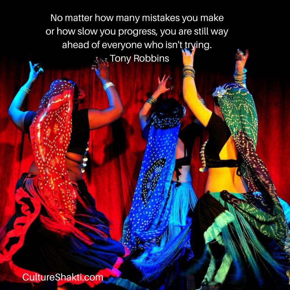 Culture Shakti Dance