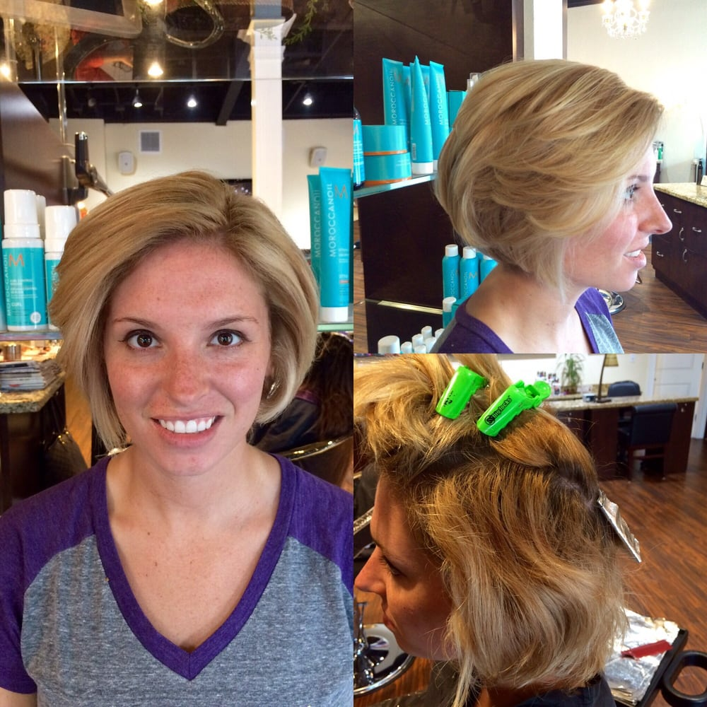 Blown away hair salon 16 avis coiffeurs salons de for Avis salon de coiffure
