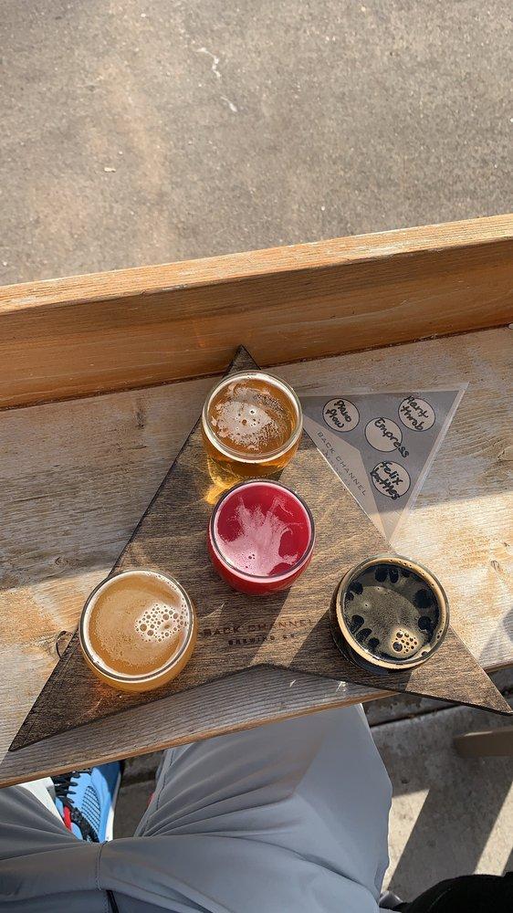 Back Channel Brewing: 4787 Shoreline Dr, Spring Park, MN