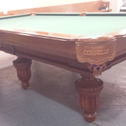 Photos For AAAA Pool Table Repair Yelp - Connelly ultimate pool table