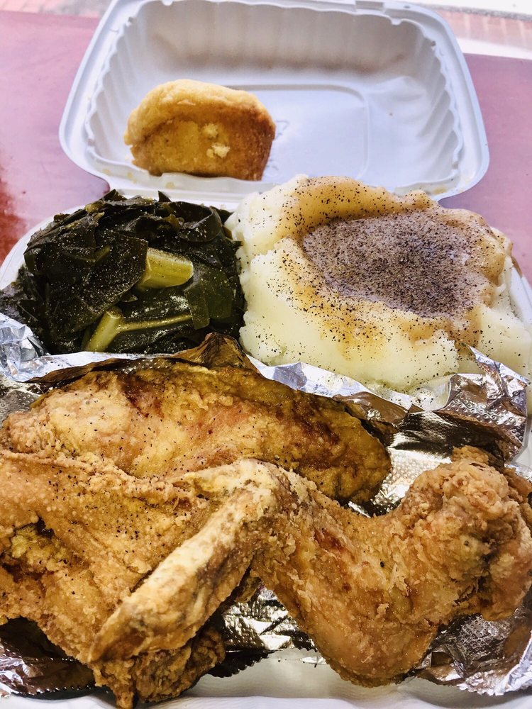 Sweetpea's Classic Soul Food: 2851 Georgia Ave NW, Washington, DC, DC