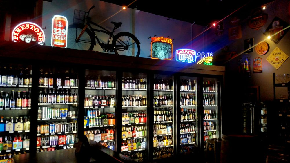 The Cellar Bottle Shop: 6531 Greenleaf Ave, Whittier, CA