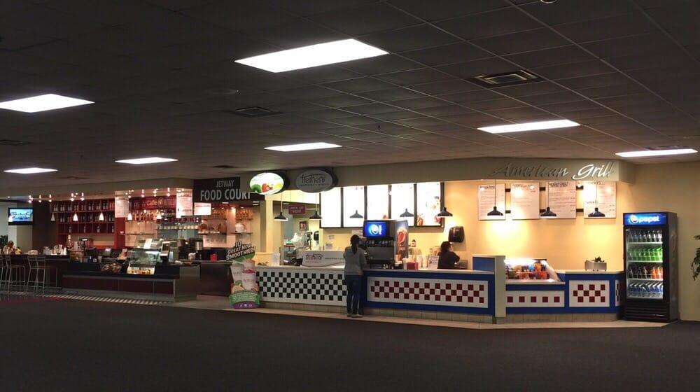 Restaurants Near Sanford Airport