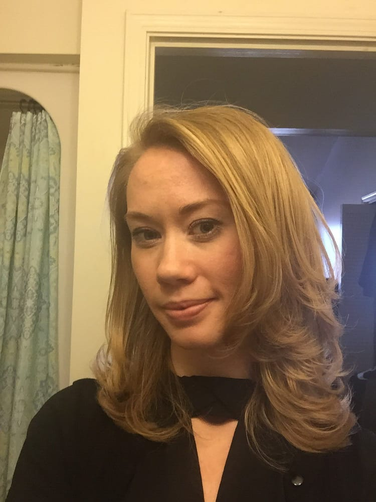 Haircut With Beautiful Layers By Leah Yelp