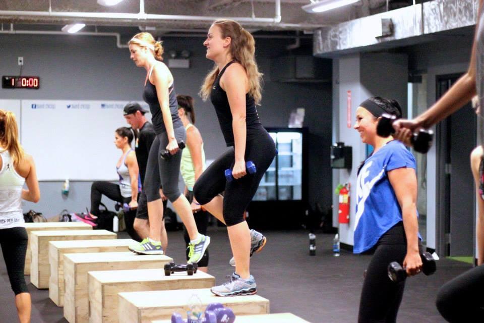 SWEAT Fitness Studios - Chicago