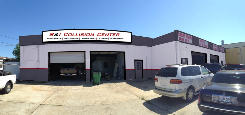 photos for s i auto repair and collision center yelp. Black Bedroom Furniture Sets. Home Design Ideas