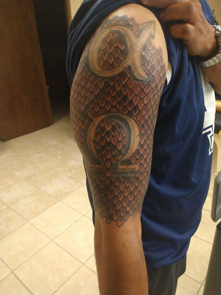 Sacred Heart Tattoo: 3012 Mountain Pass Blvd, Anthony, TX