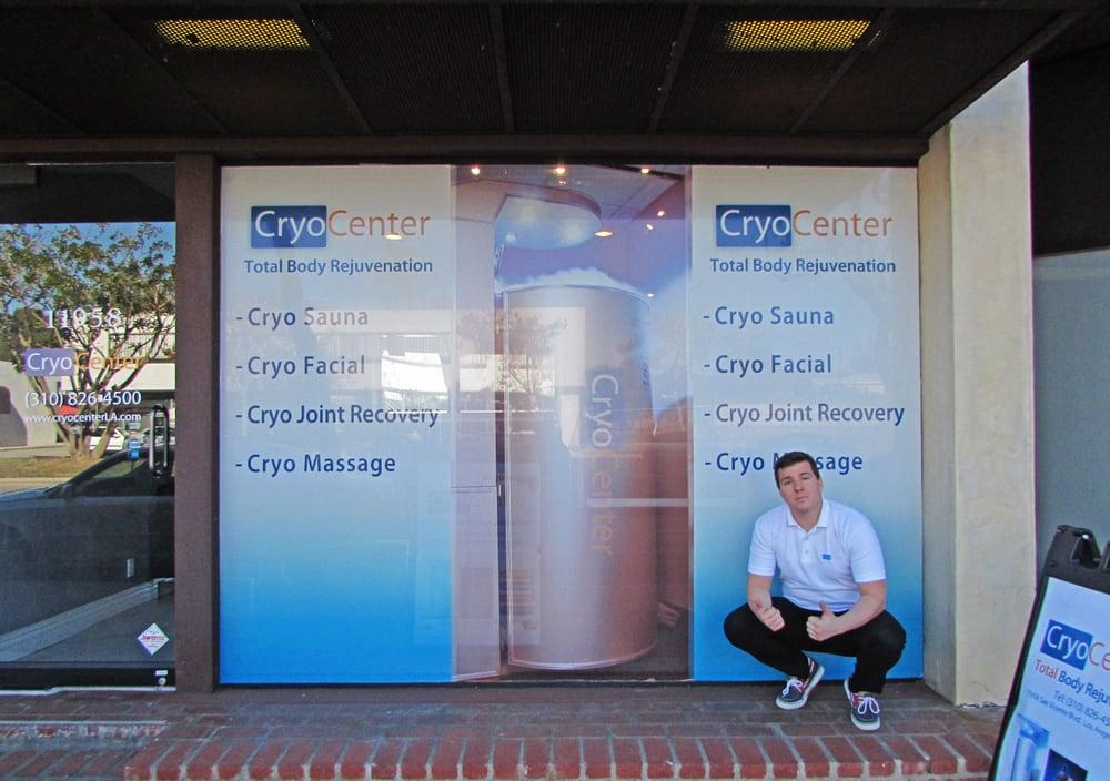 Cryo Center - CLOSED - Cryotherapy - 11611 San Vicente Blvd