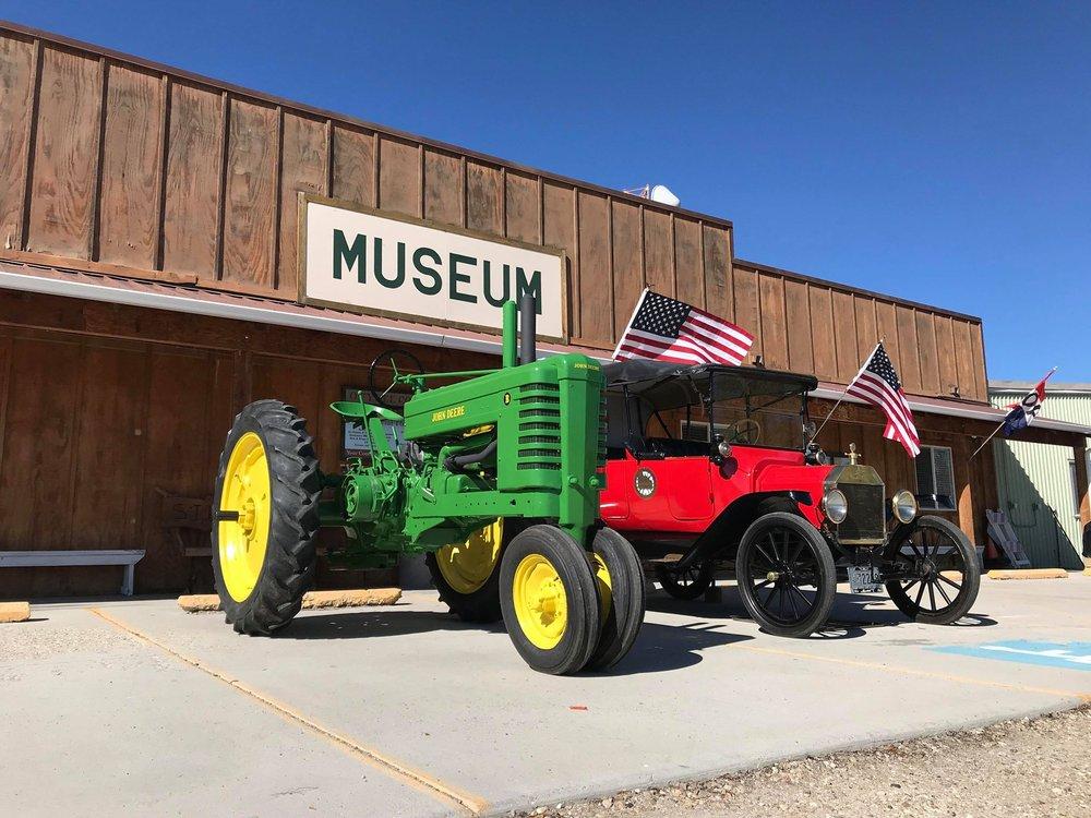 Owyhee County Museum & Library: 17085 Basey St, Murphy, ID