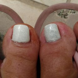 Photo Of Pastel Nails Pequannock Nj United States Totally Diffe Colored Toes