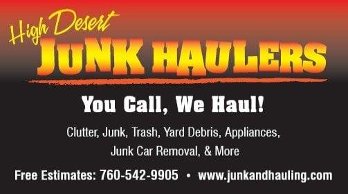 High desert junk haulers handyman 16137 green tree blvd high desert junk haulers handyman 16137 green tree blvd victorville ca phone number yelp colourmoves