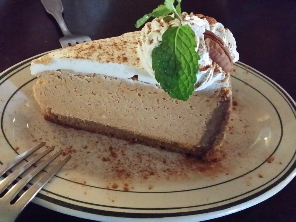 Pumpkin Cheesecake Yelp