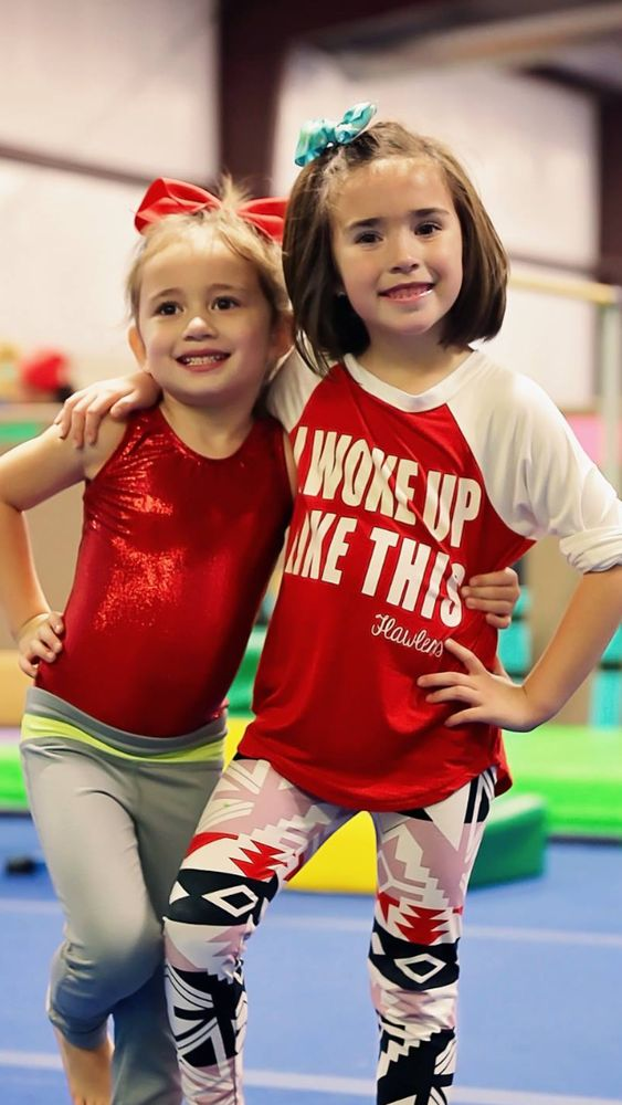 Leah's Gymnastics & Cheerleading: 3304 Winchester Dr, Benton, AR