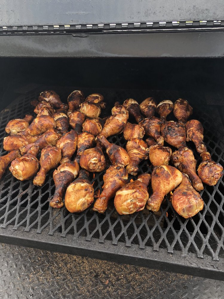 Big B's Smokin BBQ: 16328 Lee Hwy, Gainesville, VA