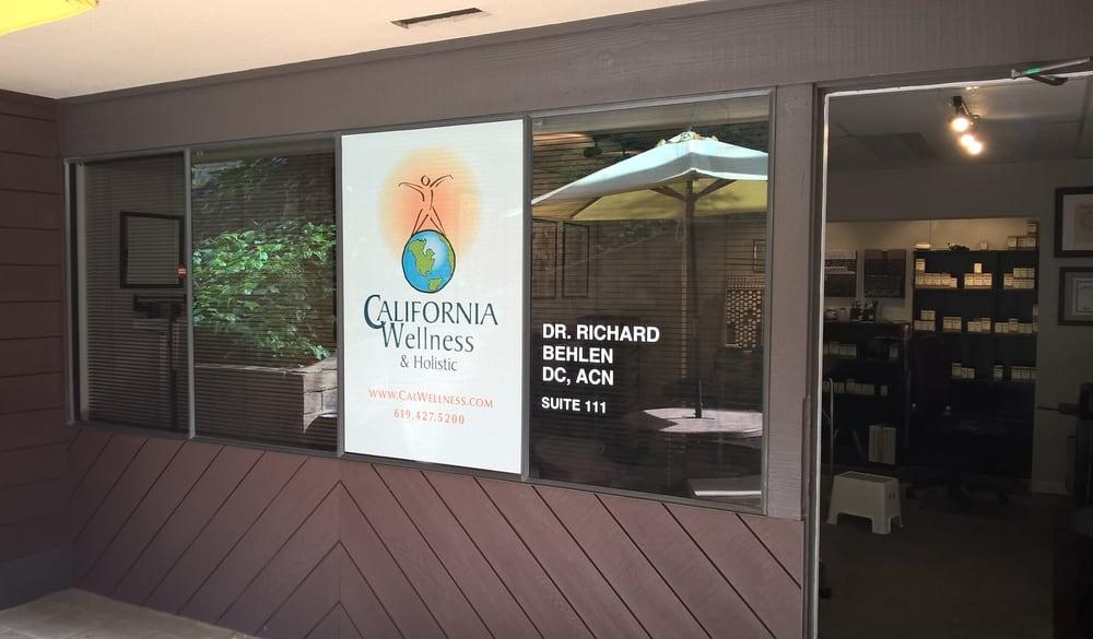 California Wellness & Holistic Health Center - CLOSED
