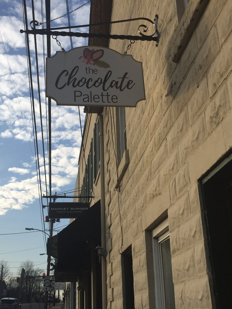 The Chocolate Palette: 141 W Main St, Purcellville, VA