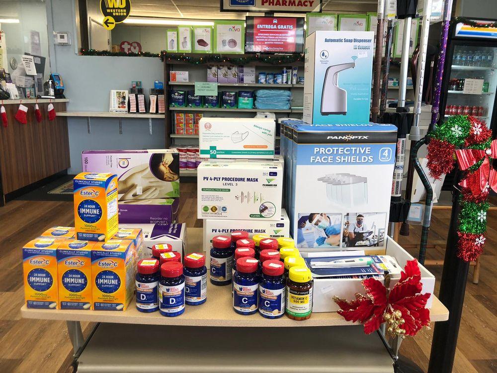 Mercy Pharmacy San Dimas: 1152 Via Verde Ave, San Dimas, CA
