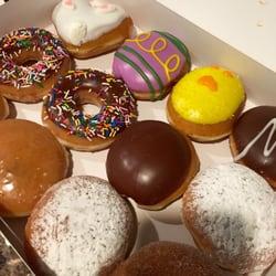 photo of krispy kreme ontario ca united states spring donuts the - Krispy Kreme Christmas Hours